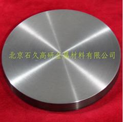 高纯Ni-V高纯镍钒合金溅射靶