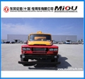 Dongfeng 4x2 6CBM sewage suction truck