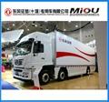 euro5 198kw van cargo truck Dongfeng