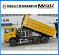 Dongfeng 10 wheeler dump truck for sale