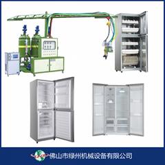 保温板聚氨酯生产设备
