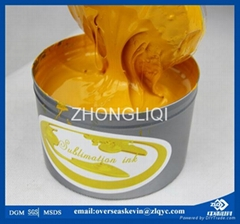 Good Quality Eco-friendly Sublimation Ink for Cotton Fabric