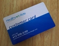 Hot selling 13.56MHz RFID smart card