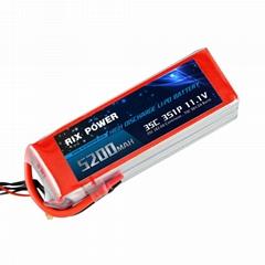RIX POWER 5200MAH 35C 3S