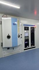 optical lens PVD vacuum coating machine