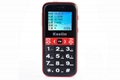 Senior GPS Phone with GPS tracking SOS