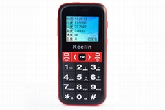 Senior GPS Phone with GPS tracking SOS phone calling