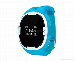 Elderly GPS Tracking Watch with Phone calling SOS GPS Tracking
