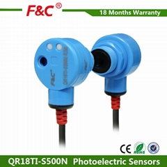 through-beam infrared photoelectric transducer