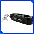 High quality motorcycle fuel lock with