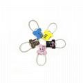 T-shirt shape lock 3 digital combination lock for bag safe 3