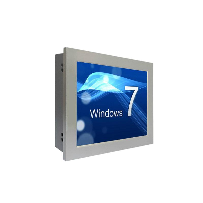 嵌入式10.4寸低功耗工业平板电脑 2