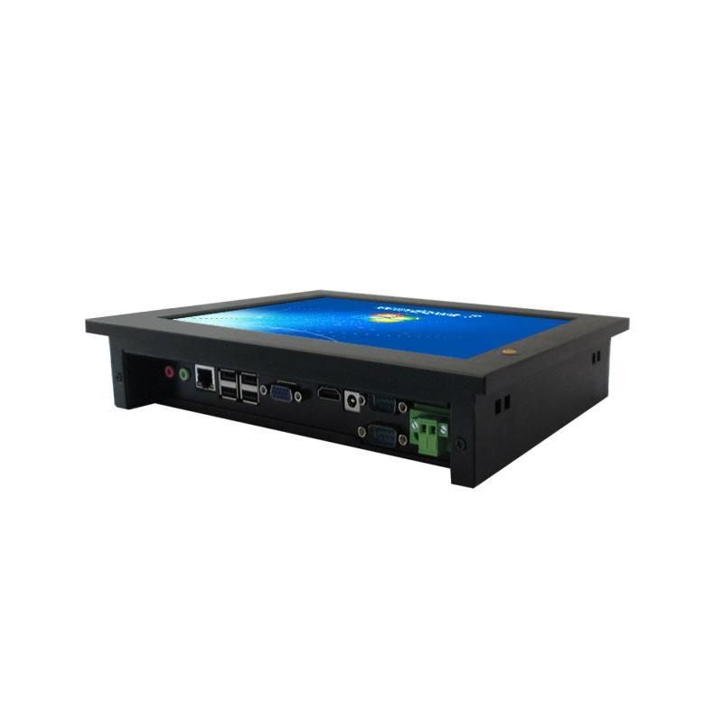 防震防爆10.4寸工业平板电脑 1
