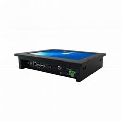防震防爆10.4寸工业平板电脑