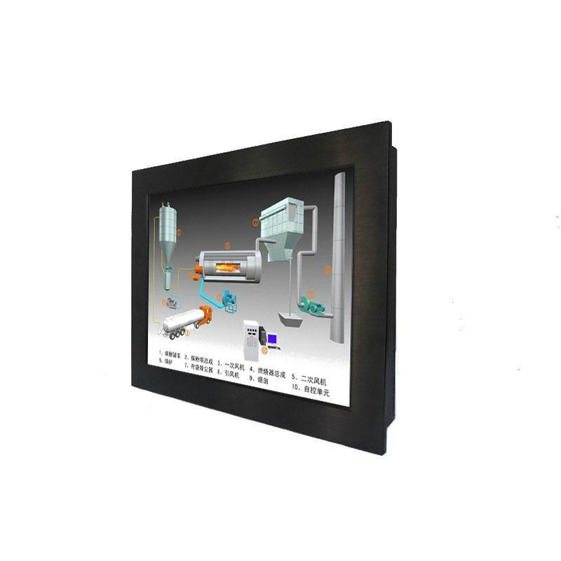 IP65防塵防水15寸工業平板電腦 1