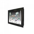 IP65防塵防水15寸工業平板
