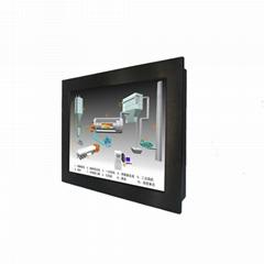IP65防塵防水15寸工業平板電腦