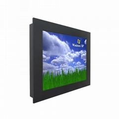 壁挂式19寸工业平板电脑一体机