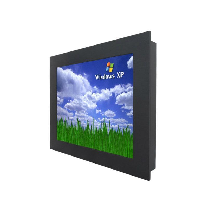 壁挂式19寸工业平板电脑一体机 2