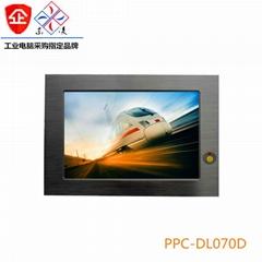 XP系統低功耗7寸工業平板電腦