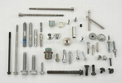 Non-standard Parts for Automotive Industry