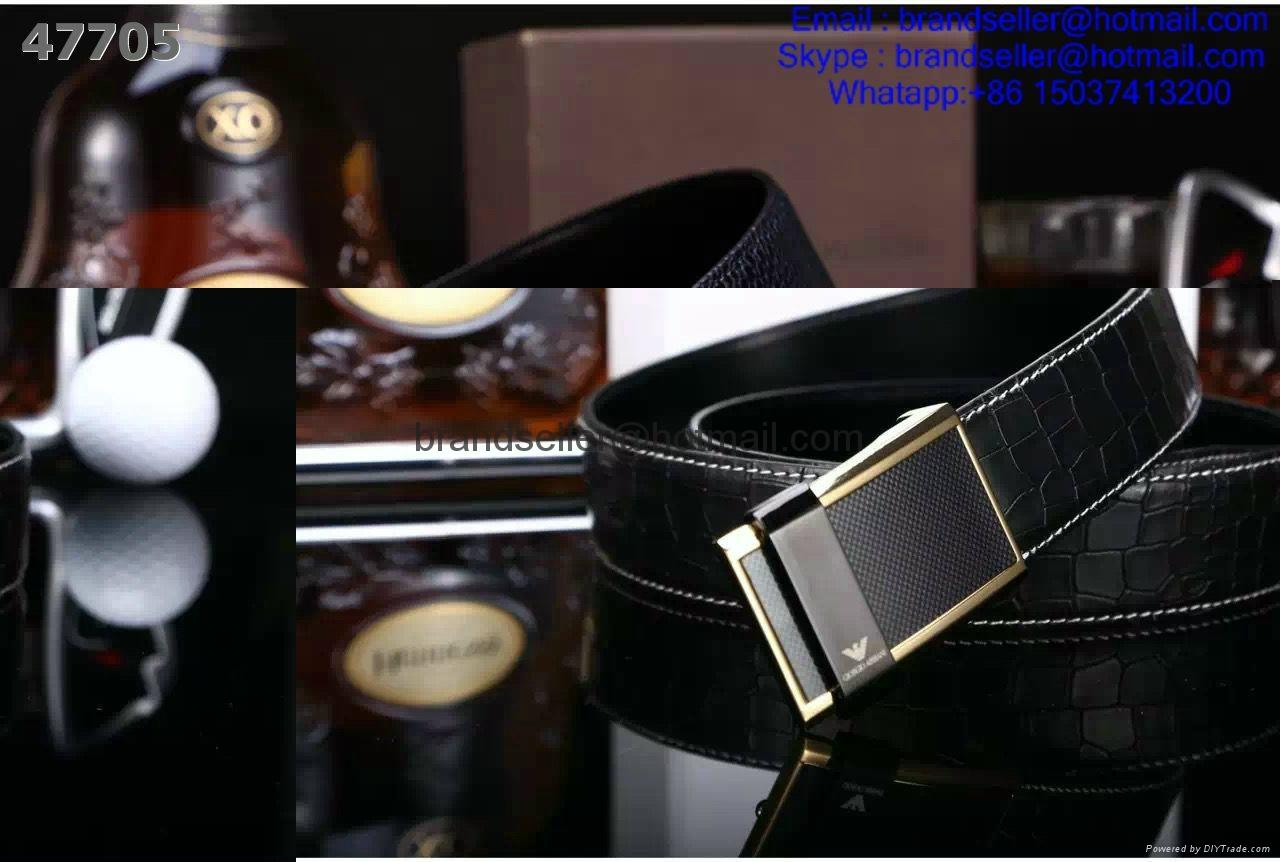 1:1 Armani Belt Men Belt AAA Quality Armani Belt Leather Belt Cheap Armani Belt 7