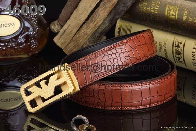 1:1 Armani Belt Men Belt AAA Quality Armani Belt Leather Belt Cheap Armani Belt 15