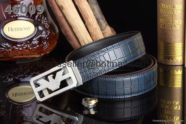 1:1 Armani Belt Men Belt AAA Quality Armani Belt Leather Belt Cheap Armani Belt 16
