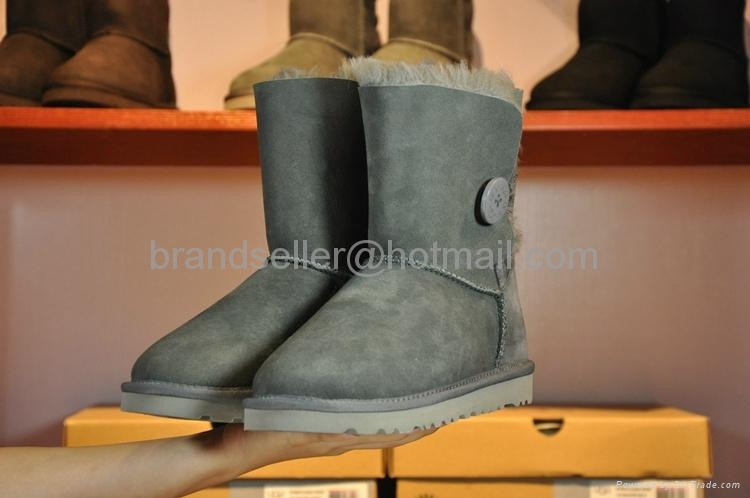 ugg snow boots high top real leather boots