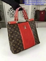 Sale 1:1 quality Lady 's LV handbags men
