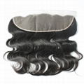 Lace Frontal Ear To Ear Lace Closure 13x14 Body Curly Straight Curly Deep Wave
