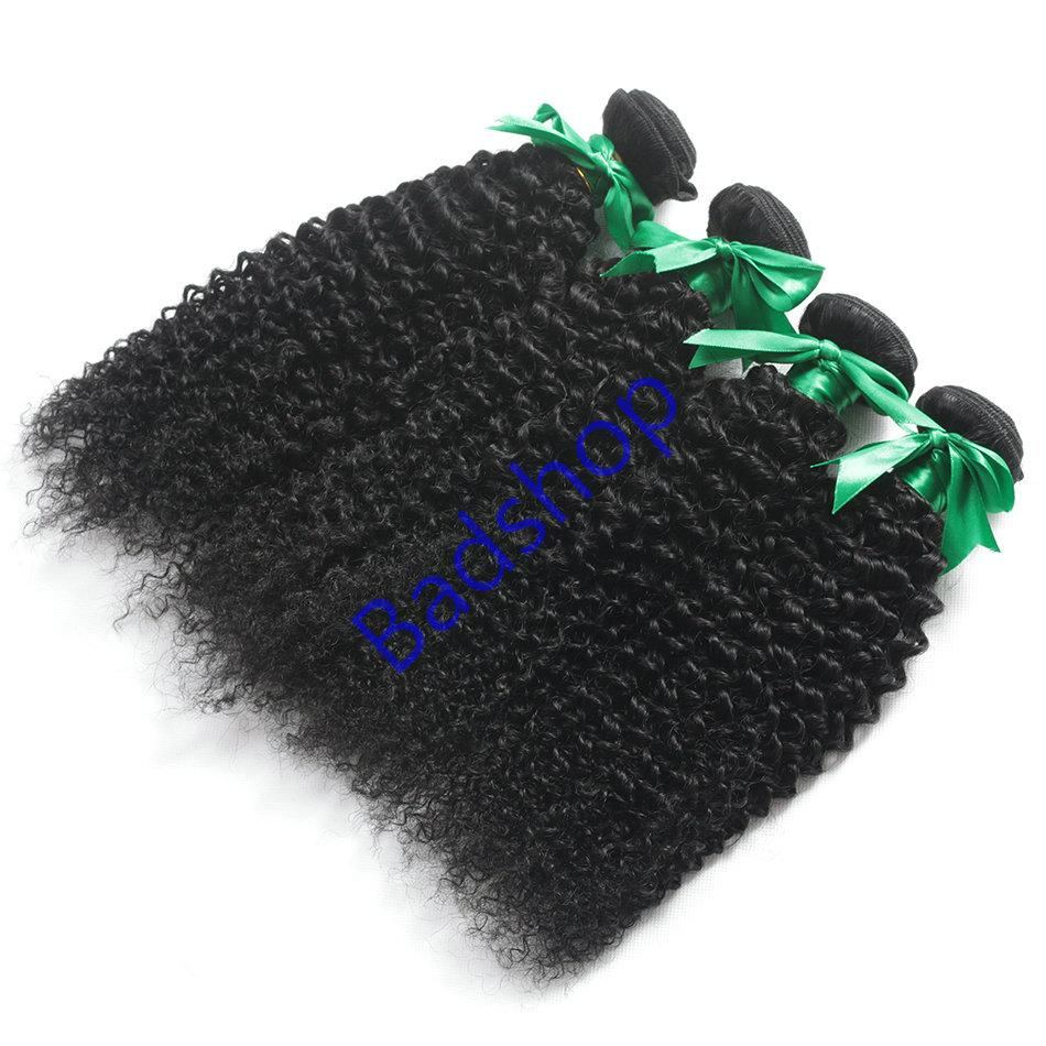 Human hair Virgin Hair Brazilian Peruvian Indian Malaysian Curly body loose Wave 6