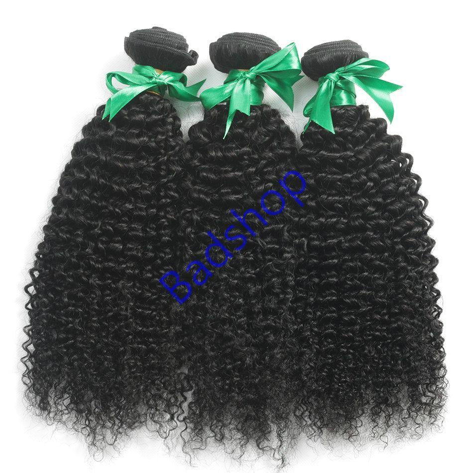 Human hair Virgin Hair Brazilian Peruvian Indian Malaysian Curly body loose Wave 11
