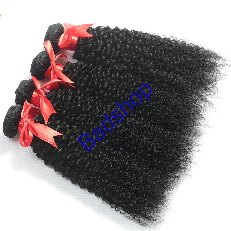 Human hair Virgin Hair Brazilian Peruvian Indian Malaysian Curly body loose Wave 13