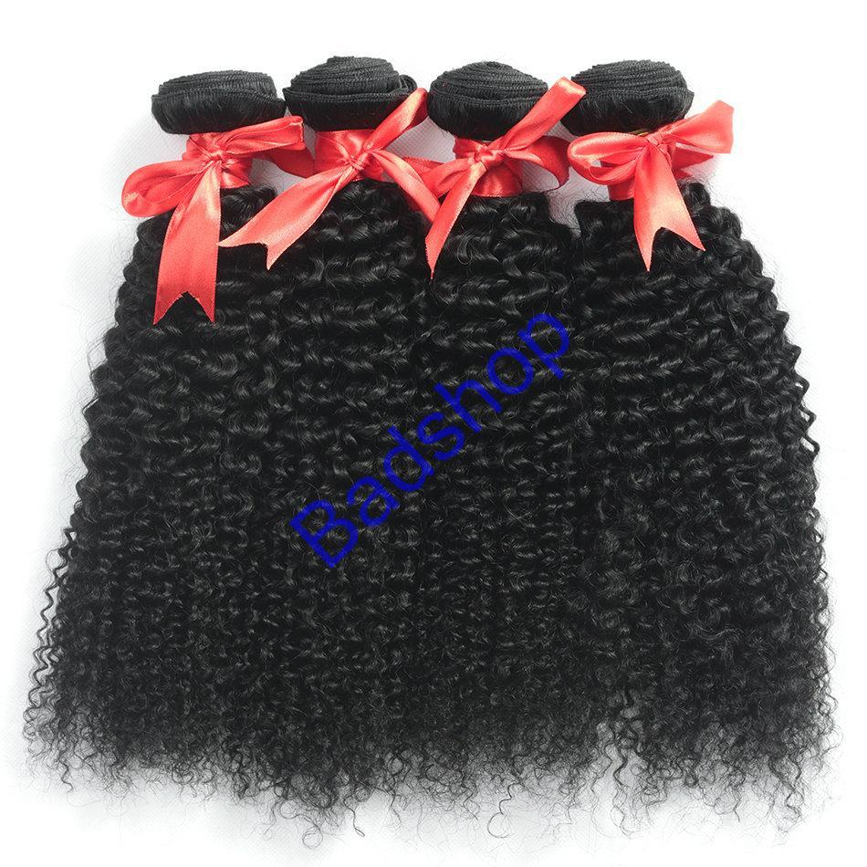 Human hair Virgin Hair Brazilian Peruvian Indian Malaysian Curly body loose Wave 14