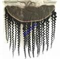 Human hair Virgin Hair Brazilian Peruvian Indian Malaysian Curly body loose Wave 18