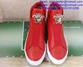 Wholesale Versace men woman leather shoes Versace shoes 1:1 Versace women shoes