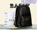 Leather Bally backpack AAA Quality Bally Men Messager Bags shoulder bag 15