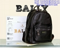 Leather Bally backpack AAA Quality Bally Men Messager Bags shoulder bag 16