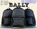 Leather Bally backpack AAA Quality Bally Men Messager Bags shoulder bag 17