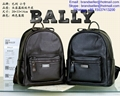 Leather Bally backpack AAA Quality Bally Men Messager Bags shoulder bag 19