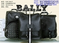 Leather Bally backpack AAA Quality Bally Men Messager Bags shoulder bag 3
