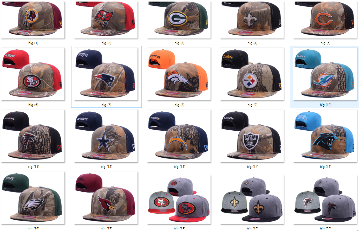 pretty nice 0d459 1cea3 Wholesale NFL hats NBA caps snapback caps hats team cap ...