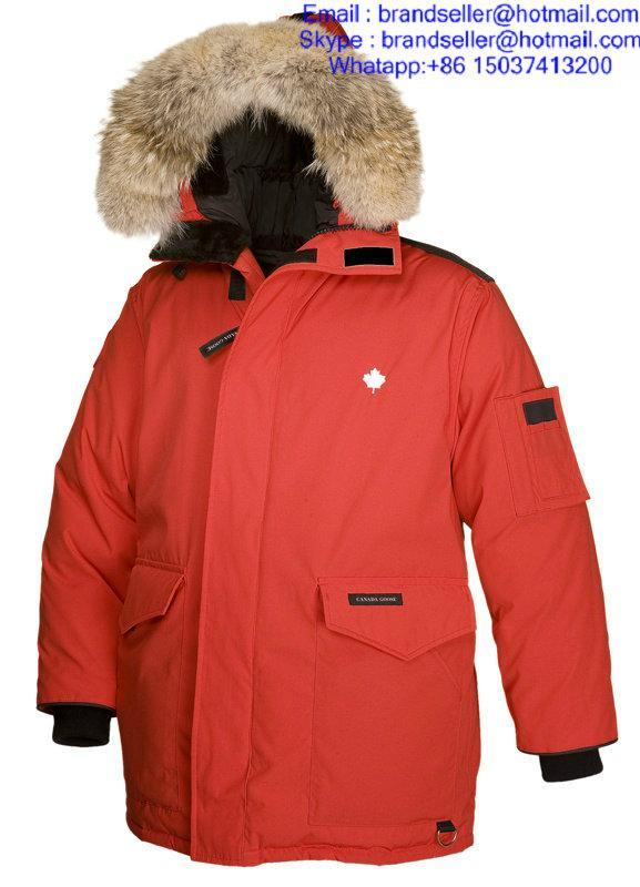 Canada Goose parka winter coats men's down jackets wholesale best quality 9