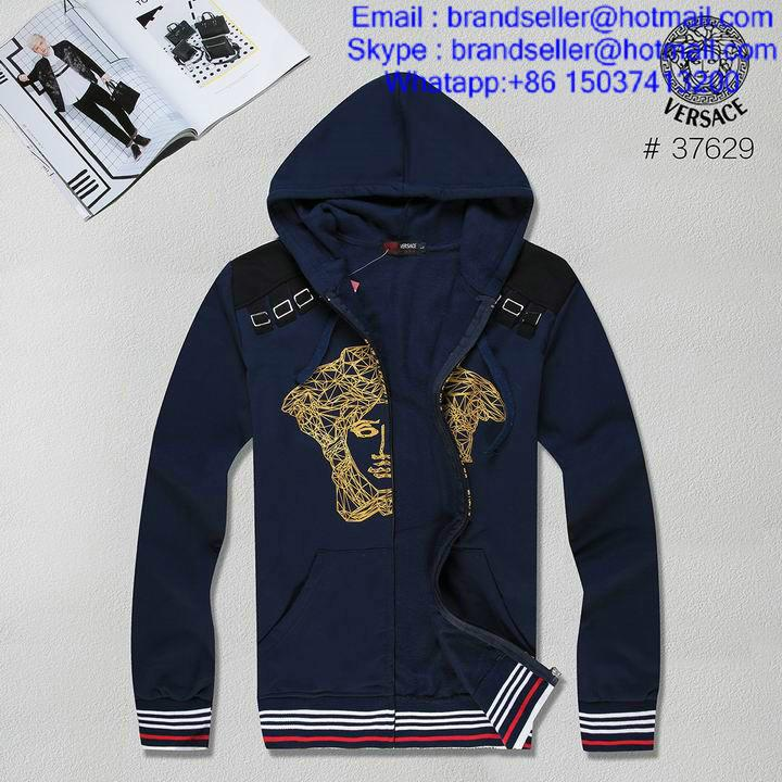 High quality Versace hoody sweat shirt men Jacket jeans hoody belt sunglass 8