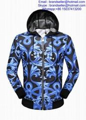 High quality Versace hoody sweat shirt men Jacket jeans hoody belt sunglass