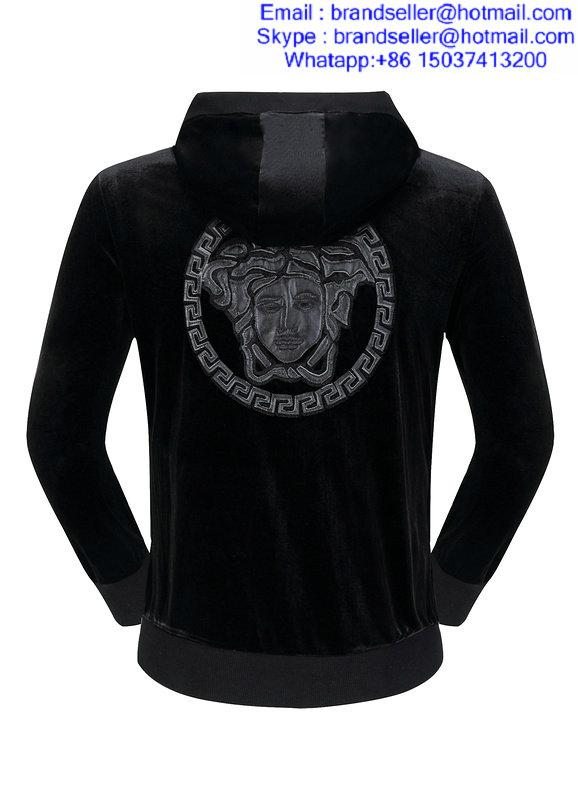 High quality Versace hoody sweat shirt men Jacket jeans hoody belt sunglass 13