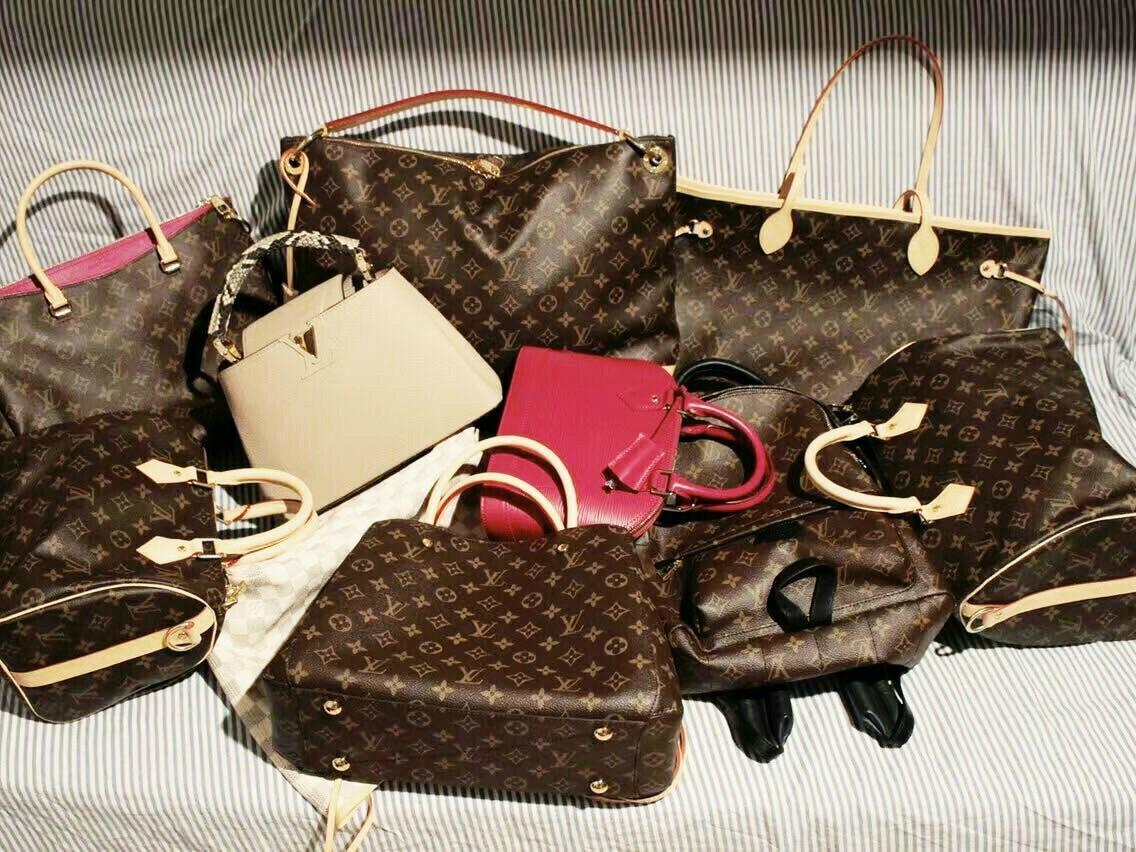 2017 New Gucci Louis Vuitton Handbags Men Purses Lv Wallet