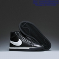 NIKE shoes winter wool shoes leather high help sports shoes