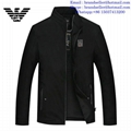 Armani clothes cotton-padded leather Jacket AAA down coat 4